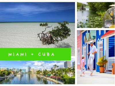 DA MIAMI A CUBA: YOUR DREAM